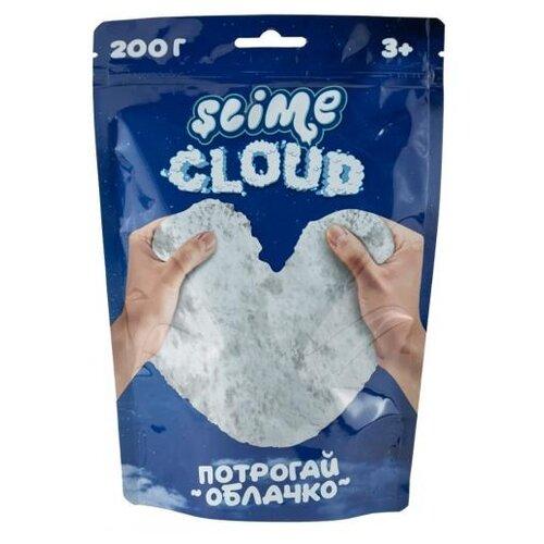 Фото - Жвачка для рук SLIME Cloud Облачко с ароматом пломбира белый развивающие игрушки slime cloud облачко с ароматом пломбира 200 г