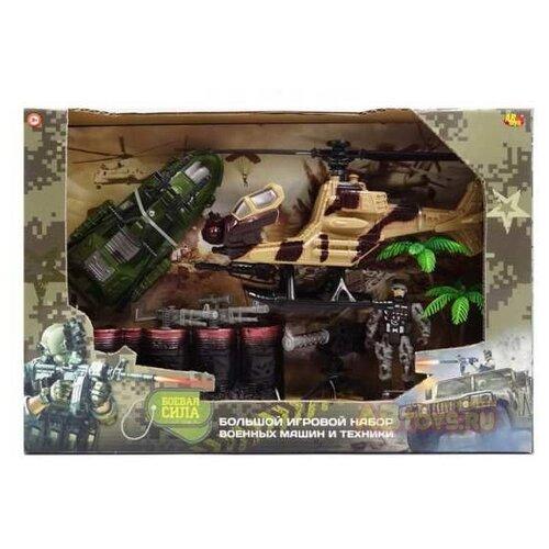 Купить Набор фигурок ABtoys Боевая сила PT-01232, Солдатики