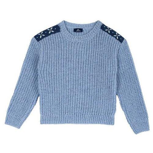 Джемпер Chicco размер 92, голубой джемпер chicco размер 92 серый