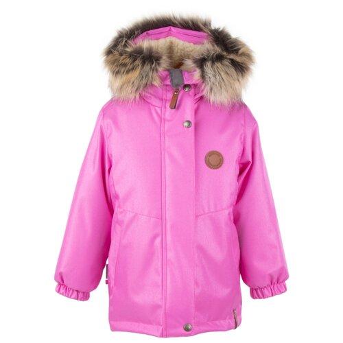 Парка KERRY Marta K20435 размер 110, 2622 розовый, Куртки и пуховики  - купить со скидкой