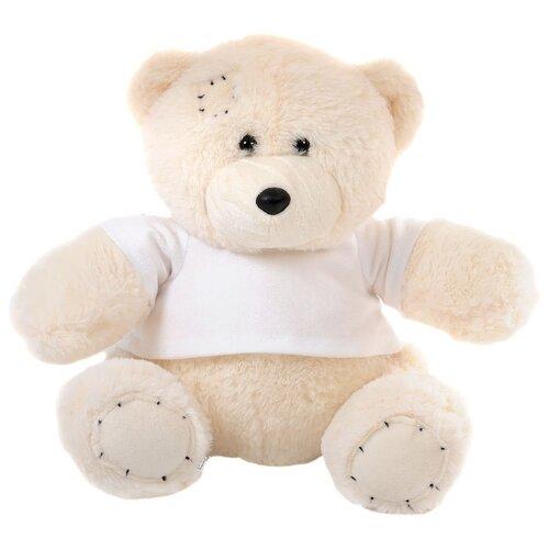 Купить Мягкая игрушка Крымская мягкая игрушка Медвежонок Толик в футболке 30 см, Мягкие игрушки