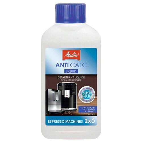 Средство Melitta Anti Calc Liquid белый/синий