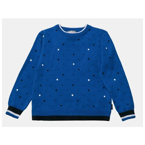 Купить Джемпер Gulliver размер 98, синий, Свитеры и кардиганы