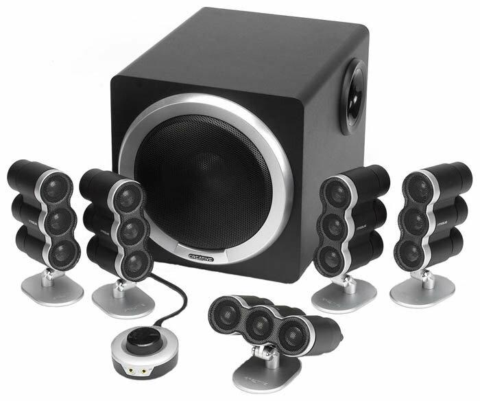 Компьютерная акустика Creative I-Trigue 5600