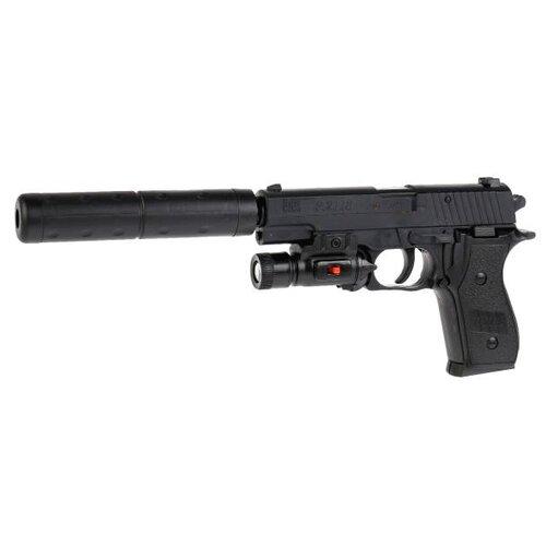 Купить Пистолет Jinle (P2118-B), Игрушечное оружие и бластеры