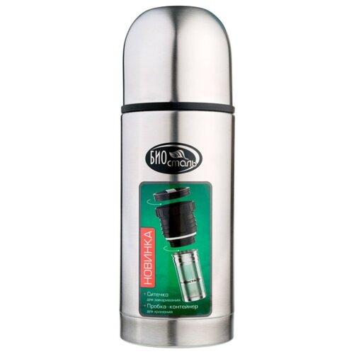 Классический термос Biostal NBP-500Z (0.5 л) серебристый недорого