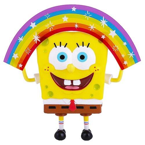 Фигурка Alpha Toys SpongeBob - Губка Боб радужный EU691001 фигурка alpha toys spongebob губка боб насмешливый eu691005