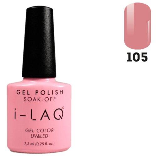 Купить Гель-лак для ногтей I-LAQ Gel Color, 7.3 мл, 105