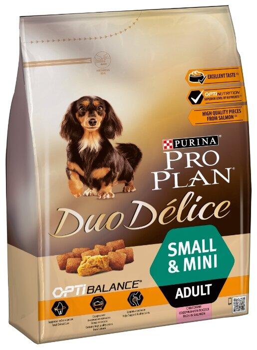 Корм для собак Pro Plan Duo Delice