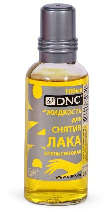 DNC Жидкость для снятия лака Апельсиновая SILVER