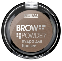 LUXVISAGE Пудра для бровей Brow powder