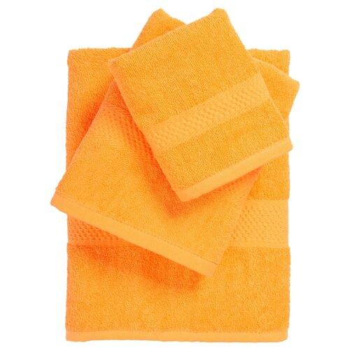 HappyFox Набор полотенец HappyFox HF6090130EK оранжевый