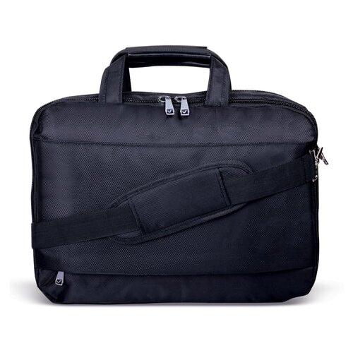 сумка brauberg control 1 серый Сумка деловая Brauberg Для офиса и учебы Control 2 (240397)