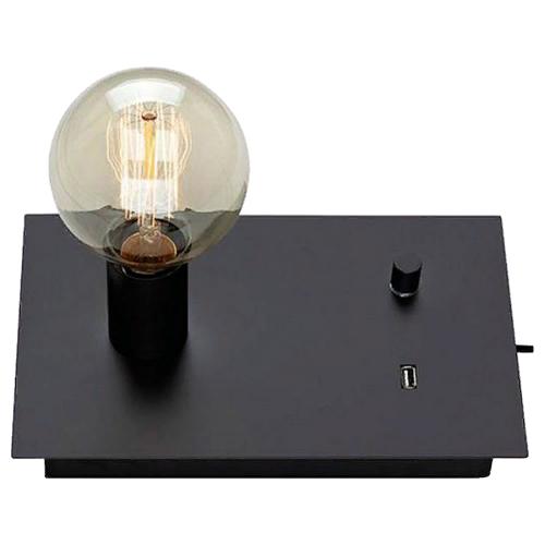 Настольная лампа Markslojd Load 107056, 60 Вт цена 2017
