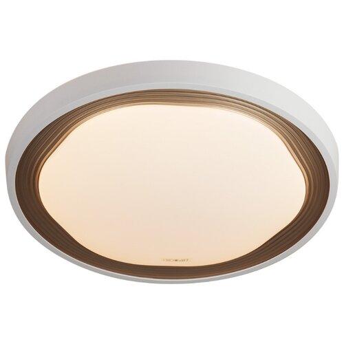 Светильник светодиодный Eurosvet Range 40005/1 кофе, LED, 54 Вт светильник светодиодный eurosvet range 40005 1 кофе led 54 вт