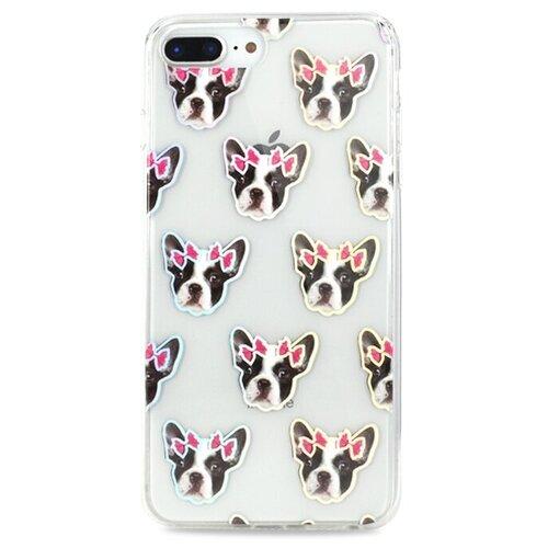 Чехол Pastila Charm для Apple iPhone 6 Plus/iPhone 7 Plus/iPhone 8 Plus собака чехол pastila charm для apple iphone 6 plus iphone 7 plus iphone 8 plus бэби