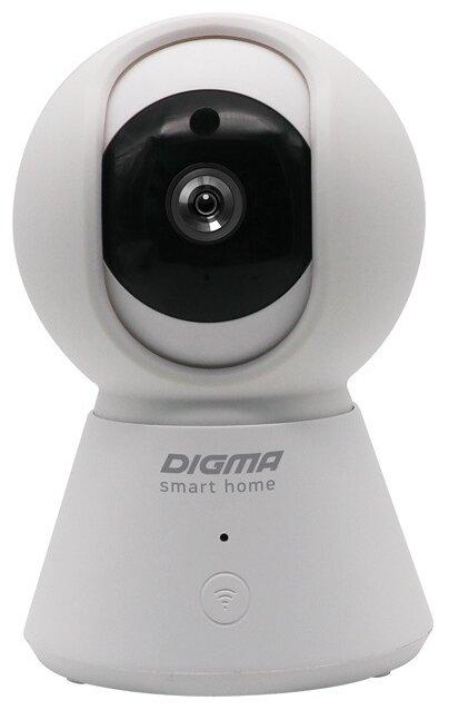 Видеокамера IP DIGMA DiVision 401 цветная корп белый/черный