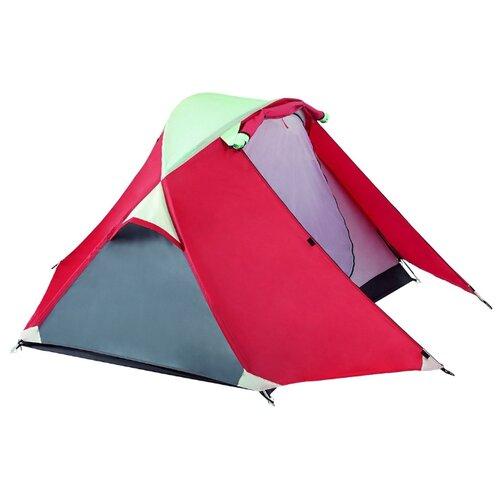 Палатка Bestway Calvino 2 красный/зеленый палатка btrace talweg 2 зеленый