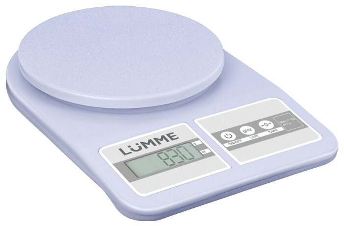 Кухонные весы LUMME LU 1345
