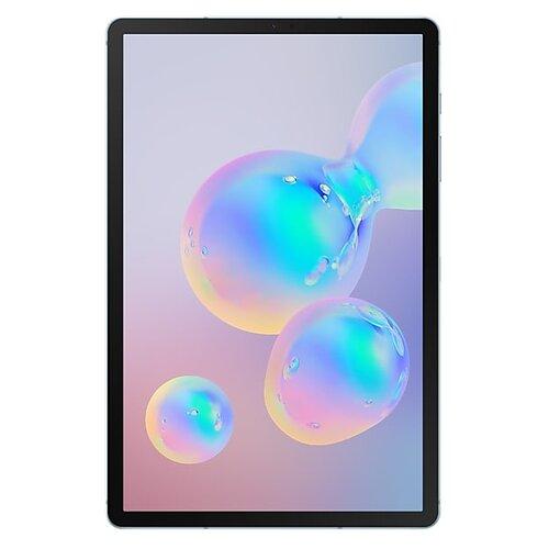 Планшет Samsung Galaxy Tab S6 10.5 SM-T865 128Gb голубой чехол g case для samsung galaxy tab s6 10 5 sm t860 sm t865 slim premium black gg 1166