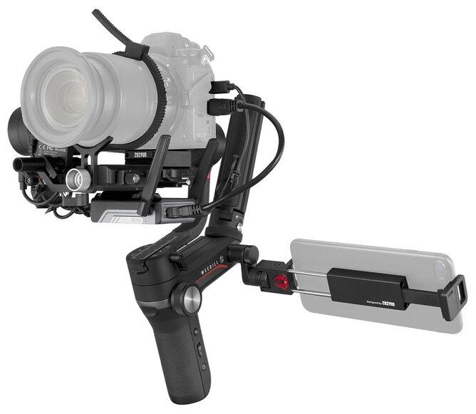Электрический стабилизатор для зеркального фотоаппарата Zhiyun Weebill S VIDEO Package — купить по выгодной цене на Яндекс.Маркете
