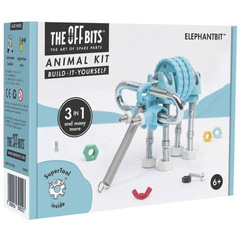 Купить Винтовой конструктор The Offbits Animal Kit AN0004 ElephantBit, Конструкторы