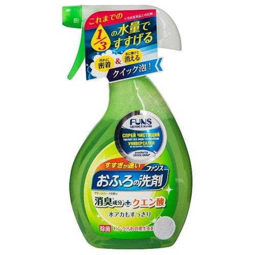 FUNS спрей bathroom deodorant detergent with citric acid 0.38 л