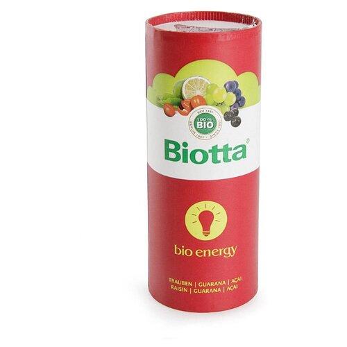 Сок Biotta Био-энергия, 0.25 л био сок овощной auchan 1л