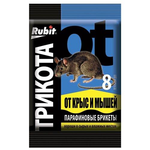 Средство Rubit ТриКота парафиновый брикет 80 г