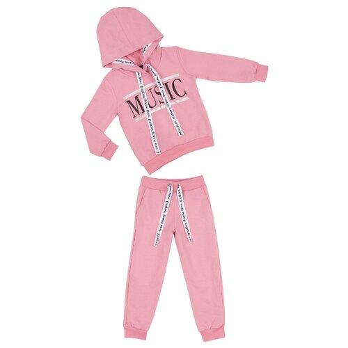Комплект одежды ALENA размер 128-134, светло-розовый комплект одежды looklie размер 128 134 розовый