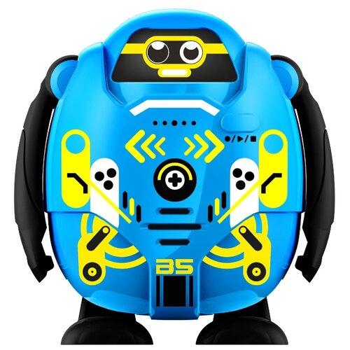 Купить Интерактивная игрушка робот Silverlit Talkibot синий, Роботы и трансформеры