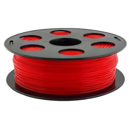 PLA пруток BestFilament 1.75 мм красный 1 кг