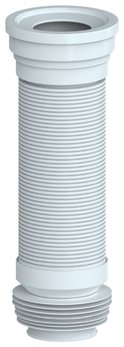 Труба гофрированная для унитаза unicorn T550