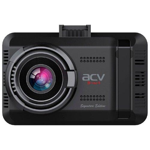 Купить Видеорегистратор с радар-детектором ACV GX9100 черный