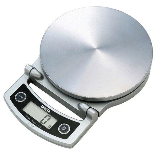 Кухонные весы Tanita KD-400 серебристый