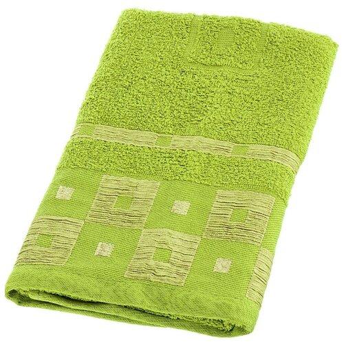 Belezza Полотенце Престиж 50х80 см зеленый belezza полотенце спорт 50х80 см синий