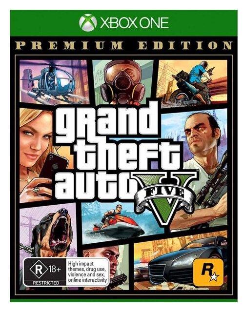 Grand Theft Auto V. Premium Edition фото 1