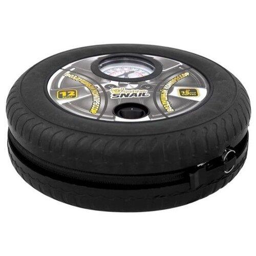Автомобильный компрессор Golden Snail GS9205 черный