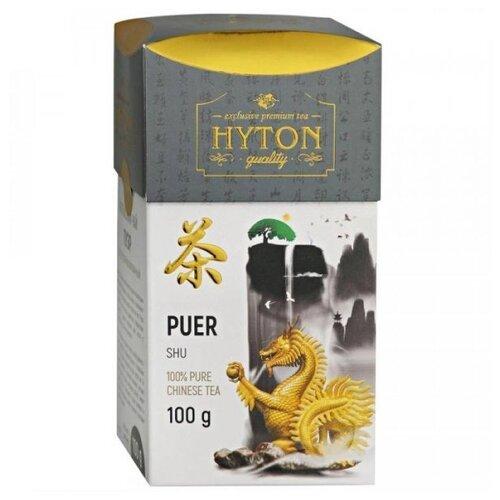 Чай чёрный Hyton Пуэр шу