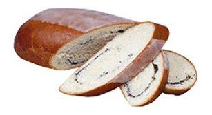Вяземский хлебокомбинат Рулет сдобный с маком