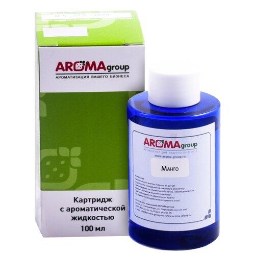 AROMAgroup наполнитель для диффузора Dispenser Liquid Манго, 100 мл aromagroup dispenser liquid