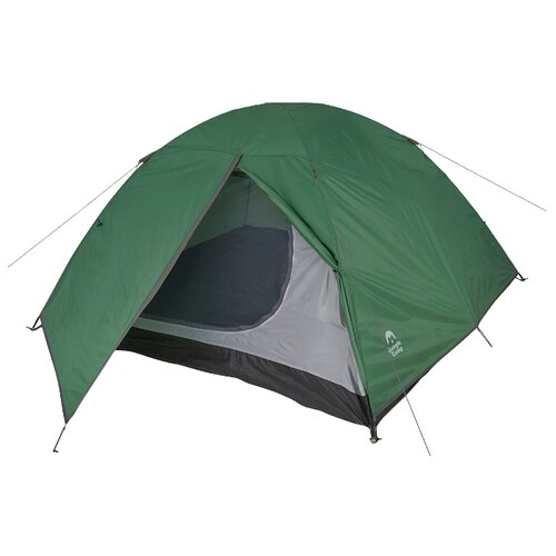 Палатка Jungle Camp Dallas 4 зеленый палатка jungle camp lite dome 4 mono dome 4 зеленый серый 70813 70883