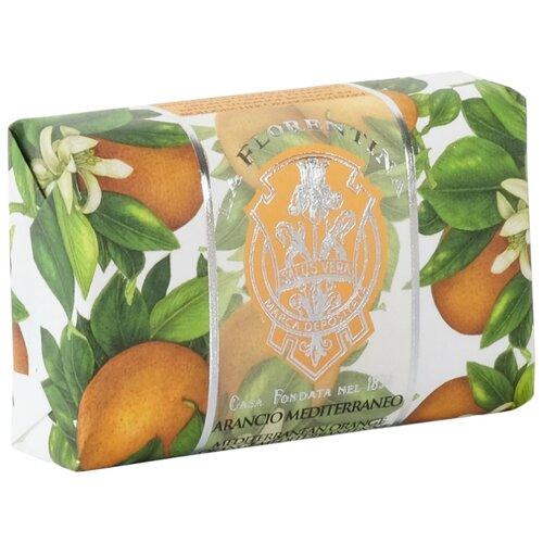 Купить Мыло кусковое La Florentina Mediterranean Orange, 200 г