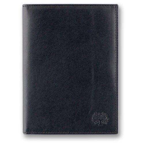 Обложка для автодокументов и паспорта QOPER Drive cover dark blue
