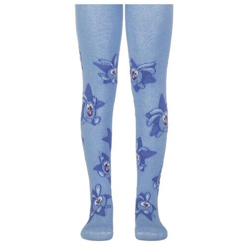 Колготки Брестские Смешарики 19С3289 размер 80-86, 881 голубой колготки детские для мальчиков брестские