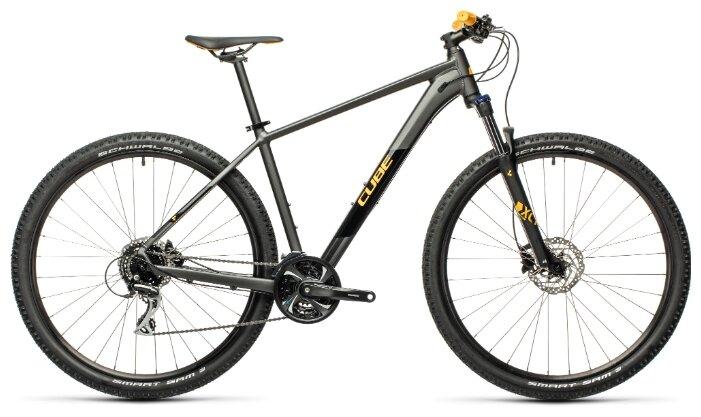 Горный (MTB) велосипед Cube Aim Race 27.5 (2021) — купить по выгодной цене на Яндекс.Маркете