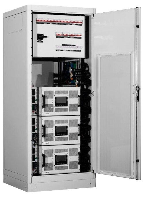 ИБП с двойным преобразованием RIELLO UPS Cabinet GMI80T