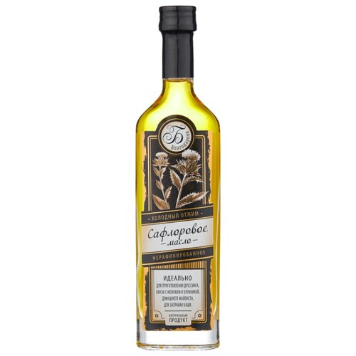 Благодарное Масло сафлоровое 0.1 л