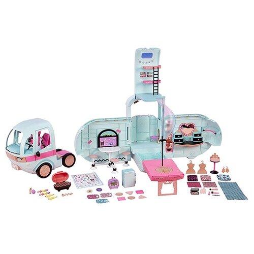 Купить Кукла-сюрприз MGA Entertainment LOL Surprise Glamper Автобус с куклой, 559771, Куклы и пупсы