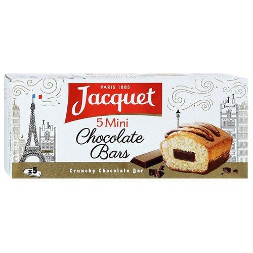 Мини-кекс Jacquet с шоколадной начинкой (5 шт.) h m jacquet invocation a marie